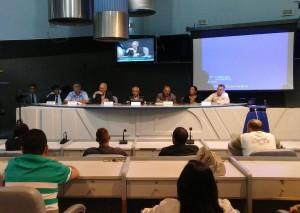 Presidentes da Femicro-ES e Instituto Sindimicro participam de audiência pública sobre alvarás